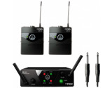 Инструментальная радиосистема AKG WMS40 Mini2 Instr. Set ISM2/3