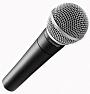 Универсальный микрофон SHURE SM58-LCE