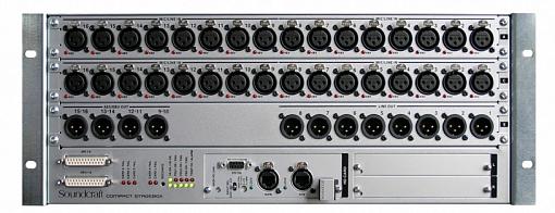Коммутационный рэк SOUNDCRAFT CSB+AES-C5
